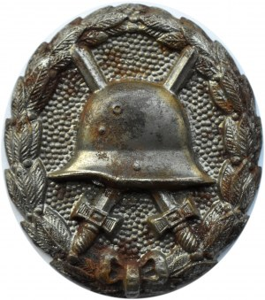 Niemcy, odznaka za rany, I wojna światowa, półprodukt, CIEKAWOSTKA