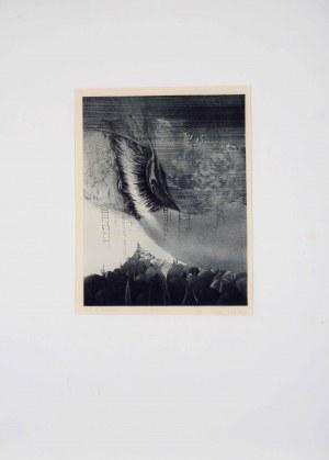 Andrzej Juchniewicz, Face of mountain, 1984