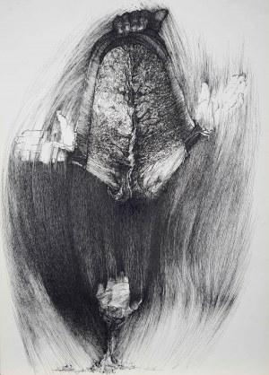 Jan Maciej Maciuch, Obraz z jesiennych traw, 1980