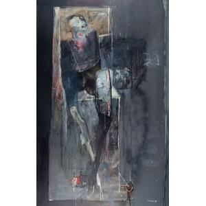 Henryk Cześnik (ur. 1951 Sopot), Sala 35, 1987