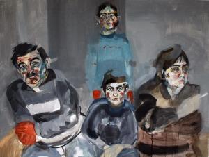Marcelina Amelia, Family portrait (2016)