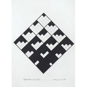 Winiarski Ryszard, DIAGONALNA GRA, 1999
