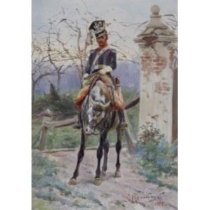Rozwadowski Zygmunt, UŁAN KSIĘSTWA WARSZAWSKIEGO, 1905