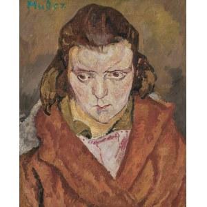 Muter Mela - (Melania Mutermilch), PORTRET DZIEWCZYNY