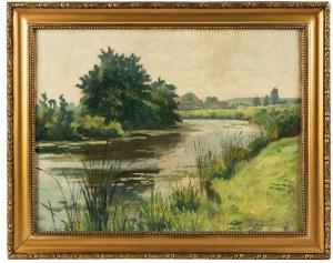 Waldemar Sewohl (1887 Wismar - 1967 Berlin), Zakole rzeki