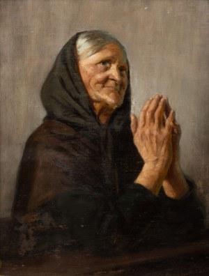 Mieczysław Reyzner (1861 Lwów - 1941 tamże), Para portretów