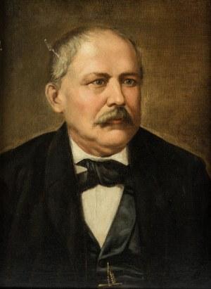 Ferdynand Olesiński (1859 - 1905), Portret męski