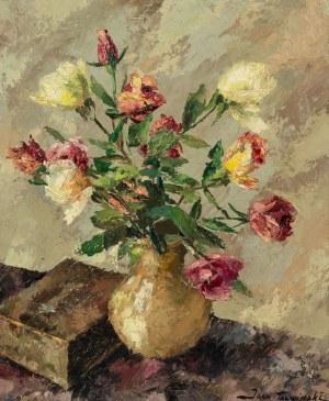 Igor Talwiński (1907-?), Kolorowe róże