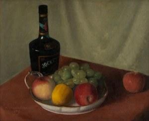 Kazimierz Poczmański (1900-1982), Martwa natura, 1976 r.