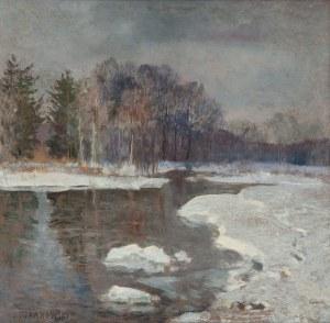 Ludwik Grabowski (1884-1982), Meandrująca rzeka