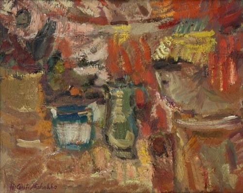 Halina Centkiewicz-Michalska (1912-2007), Dzień jak co dzień, 1983 r.