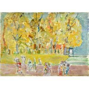Henryk Krych (1905 - 1980), Jesienią