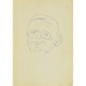 Jerzy Panek (1918-2001), Autoportret