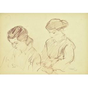 Kasper Pochwalski (1899-1971), Kobiety, 1953