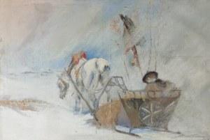 Jan GĄSIENICA-SZOSTAK (1895-1943), Zamieć