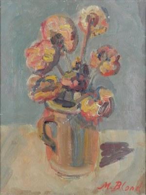 Maurice BLOND (1899-1974), Kwiaty w dzbanie
