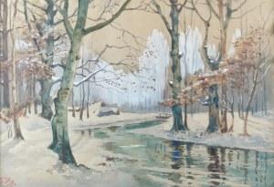 Tadeusz MAKAREWICZ, XX w., Zima, 1924