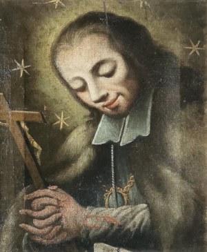 Malarz nieokreślony, XVIII / XIX w., Święty Jan Nepomucen