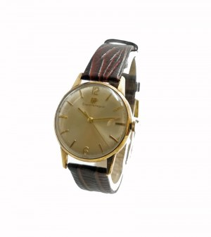 GIRARD PERREGAUX (od 1791), Zegarek naręczny, męski, mechaniczny