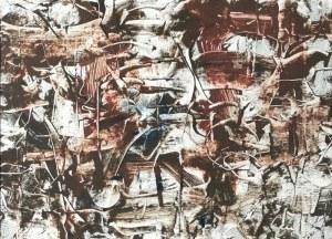 Alfred LENICA (1899-1977), Zatrute morze, 1964