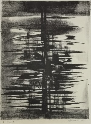Jan TARASIN (1926-2009), Przedmiot, 1960