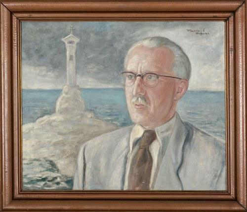Wlastimil HOFMAN (1881-1970), Portret Stanisława Zadęckiego