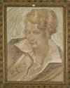 Stanisław Ignacy WITKIEWICZ (WITKACY) (1885-1939), Portret kobiety (1930)