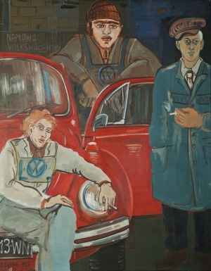 Edward DWURNIK (1943-2018),