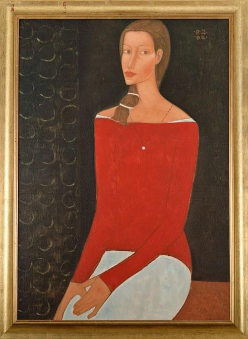 Roman ZAKRZEWSKI (1955-2014), Jej portret (2002)