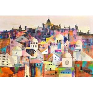 Luiza Los-Pławszewska (ur. 1963), Miasto pięciu kopuł, z cyklu: