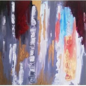 Olga Szewczuk (ur. 1991), Escape of emotions, 2020