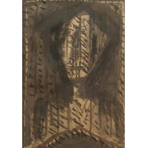 Jerzy PANEK (1918-2001), Autoportret, 1962