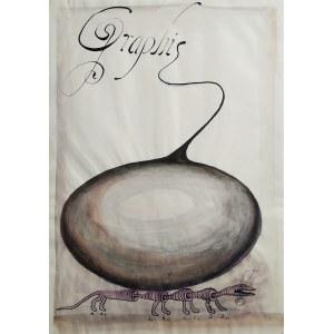 Franciszek STAROWIEYSKI (1930-2009), Graphic – projekt plakatu
