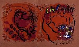 Marc Chagall (1887 - 1985), Litographe, 1960