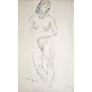 Kasper Pochwalski (1899-1971), Akt stojącej kobiety