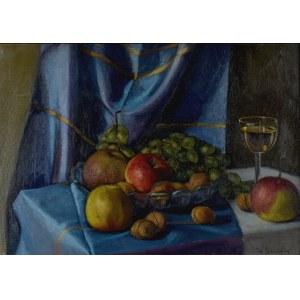 Władysław Serafin (1905-1988), Martwa natura z owocami