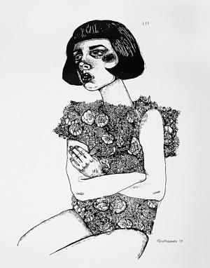 Marcelina Amelia, Blossomings, 2016