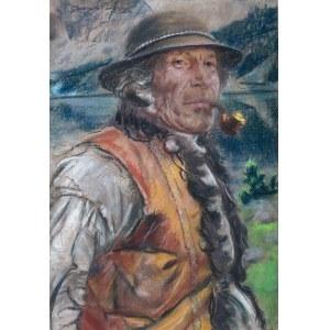 Stanisław Górski, Baca z fajką