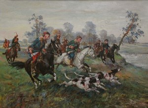 Tadeusz Kokietek, Polowanie