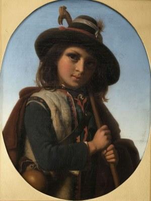 Rudolf Lehmann, Włoski pastuszek