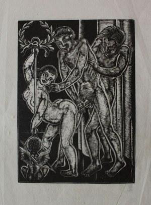 Stefan Mrożewski, Trzy erotyki