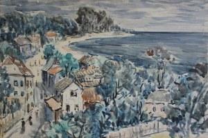 Tadeusz Sprusiak, Nadmorska miejscowość