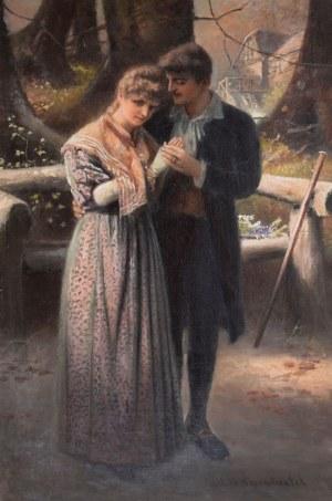 Maximilian Bernard Sturmhoefel, Zaloty