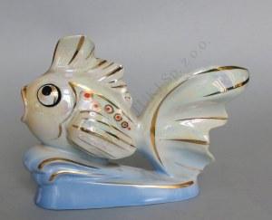Figurka Ryba (Polska, Wałbrzych, II poł.XX w.)