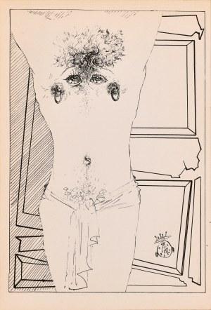 Salvador Dali (1904-1989), Z serii: Fantastic Memories