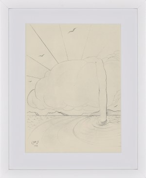 Salvador Dali (1904-1989), Els 7 dies de la creacio, 1979