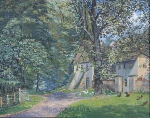 Alfred Schlosser, XIX/XX w., Zabudowania, 1917