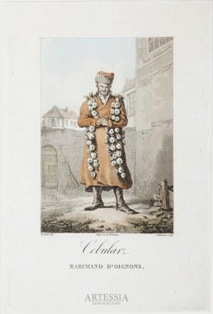 Louis Philibert Debucourt (1755-1832), wg J.P. Norblina, Cebularz, 1817