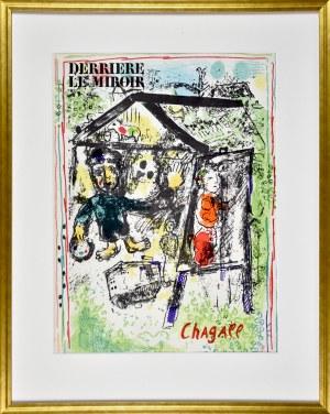 Marc Chagall (1887 - 1985), Malarz w wiosce