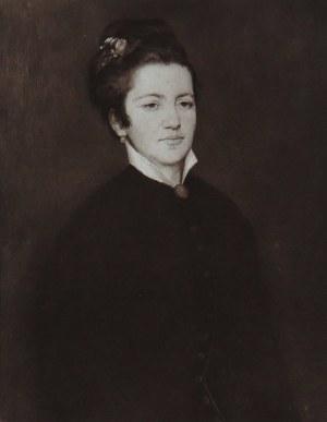 Maurycy Gottlieb (1856-1879), Portret kobiecy